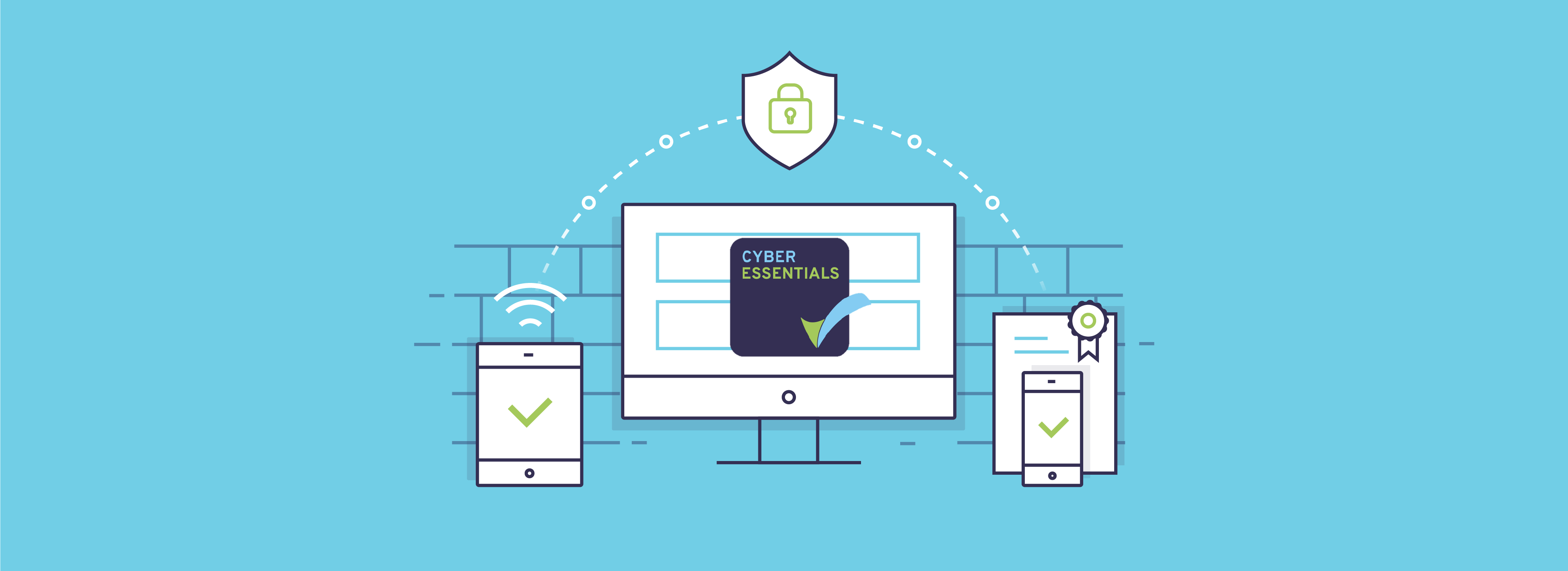 Header of Cyber Essentials Certification blog