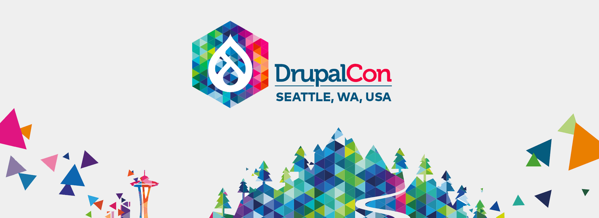 Header image of DrupalCon Seattle