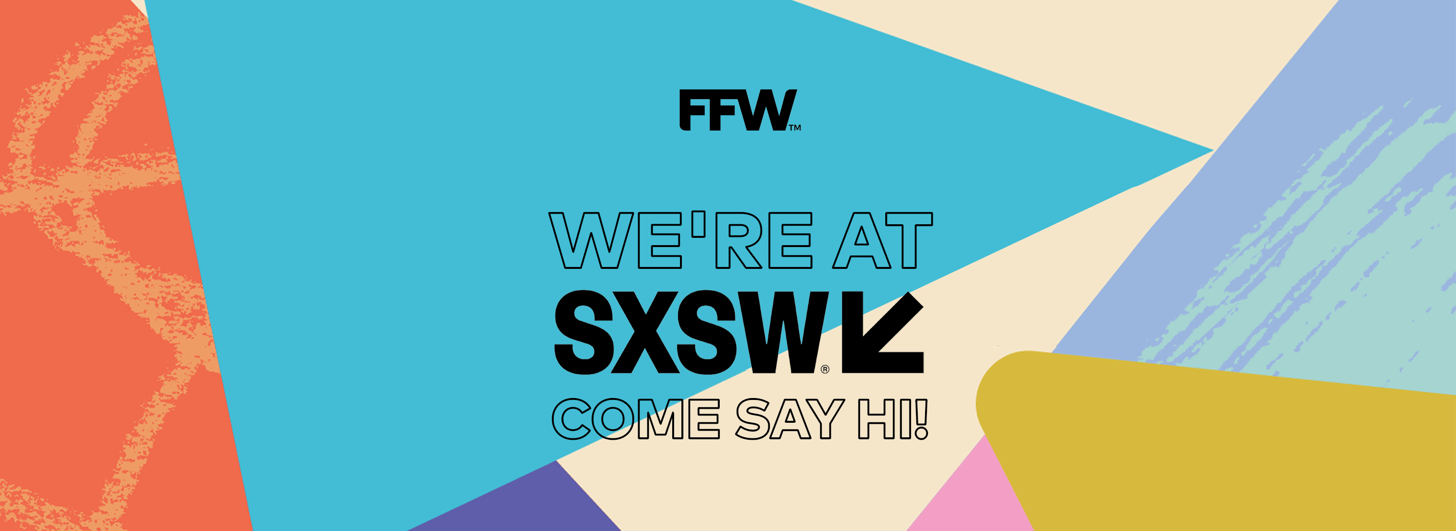 Header of SXSW blog