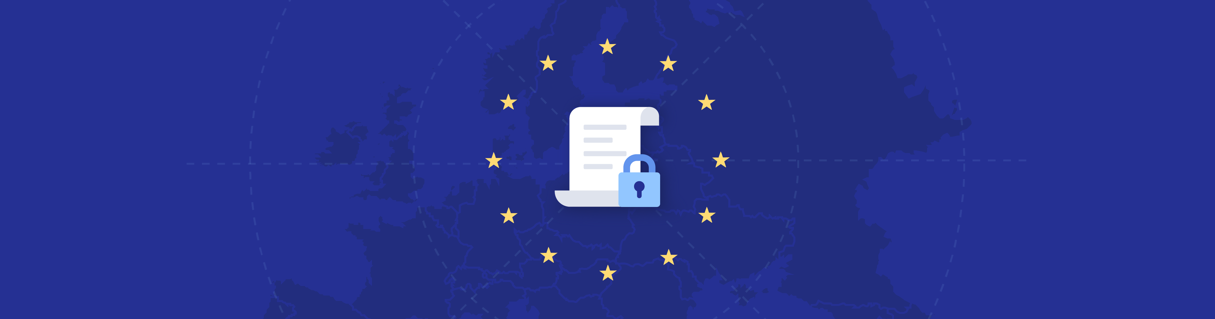 Header for GDPR ebook