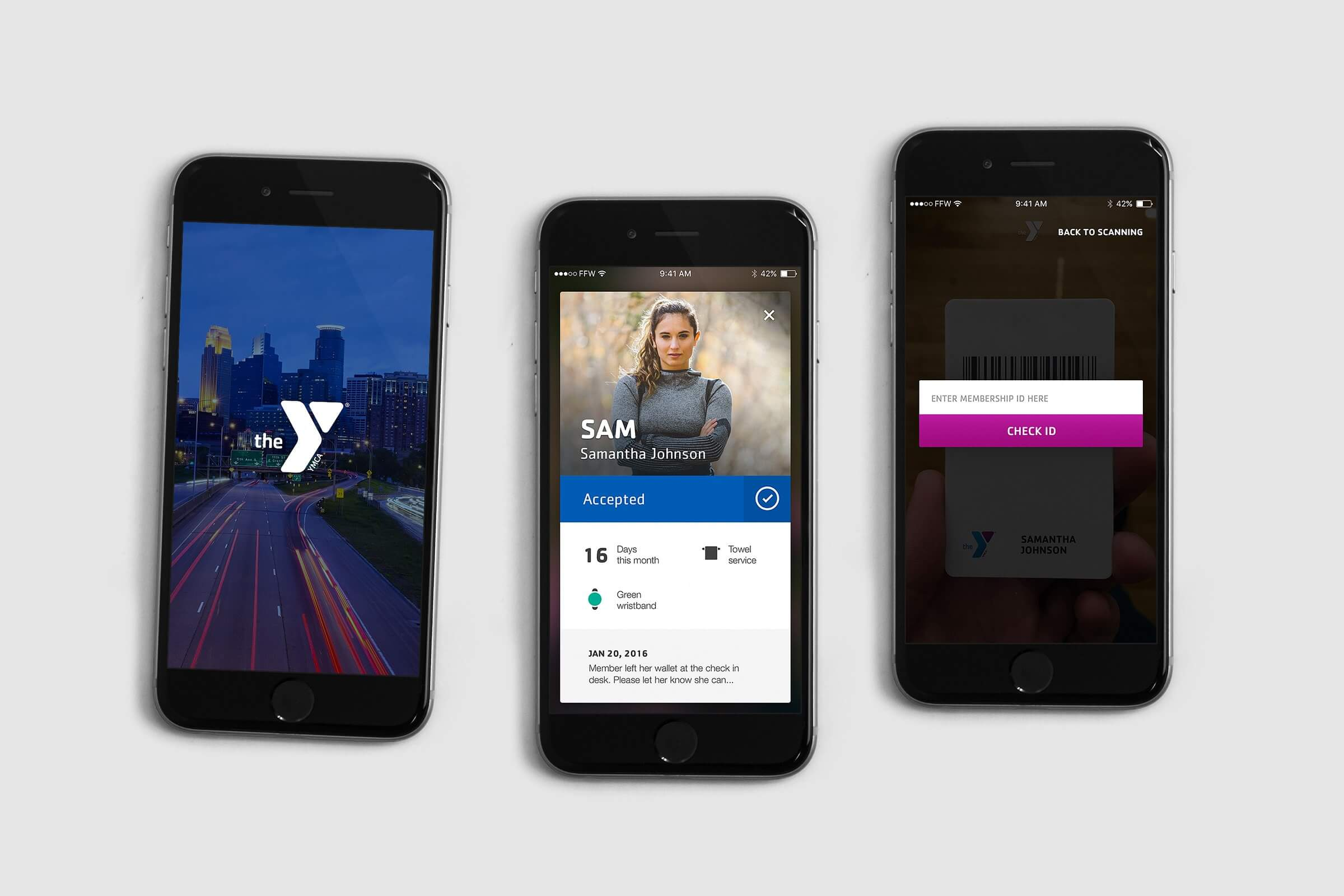 Mobile app image of YMCA Of The Greater Twin Cities
