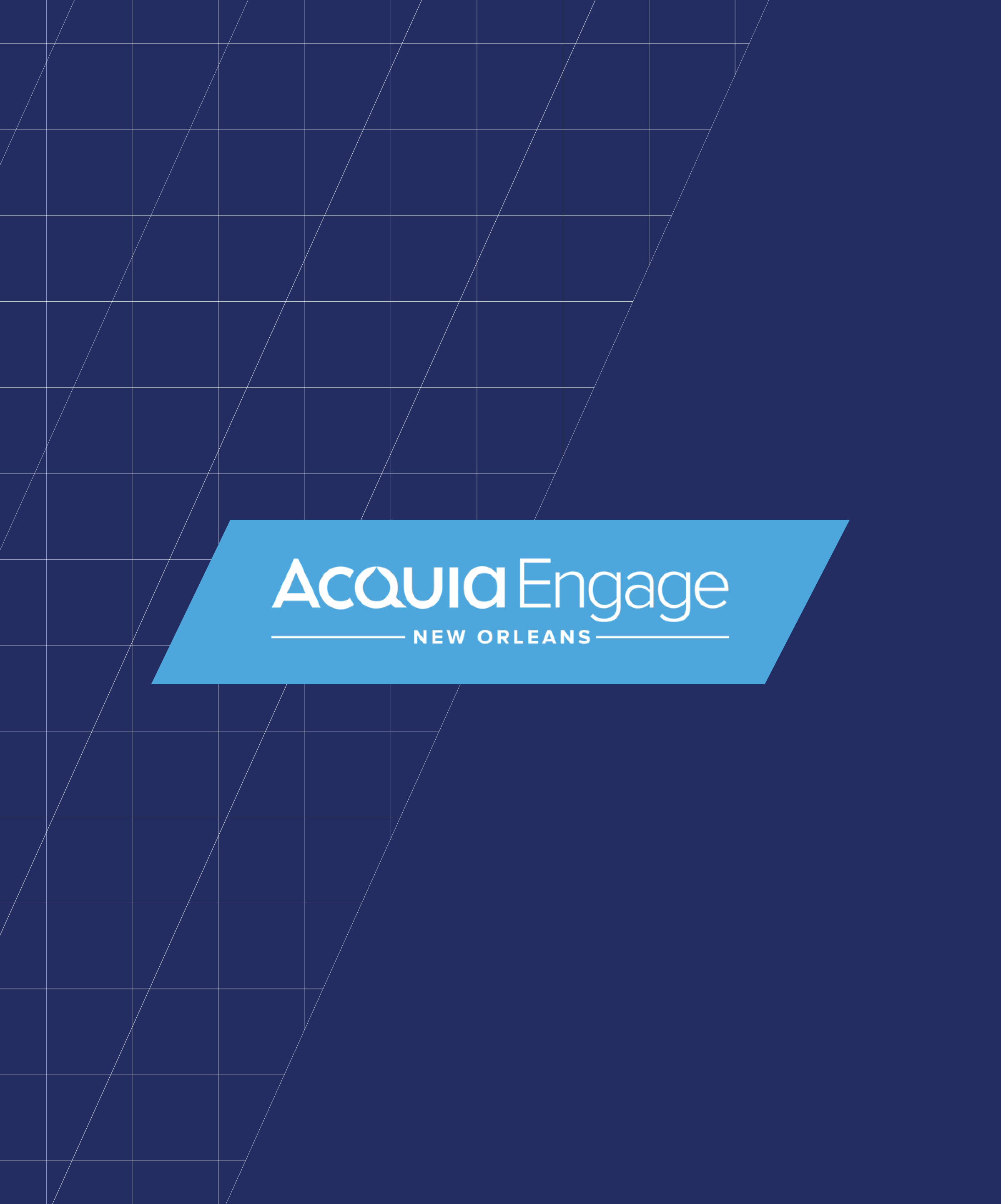 Acquia Engage NOLA Teaser