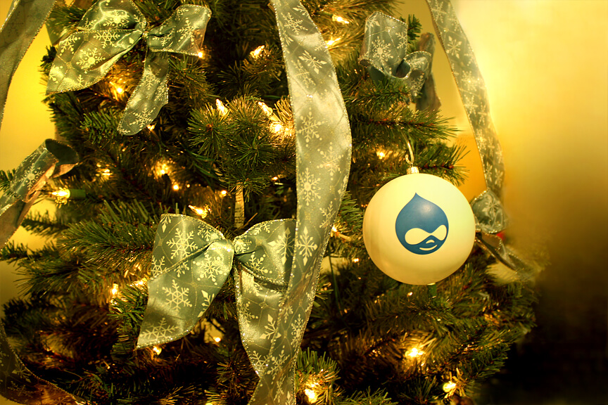 Holiday Season with Drupal