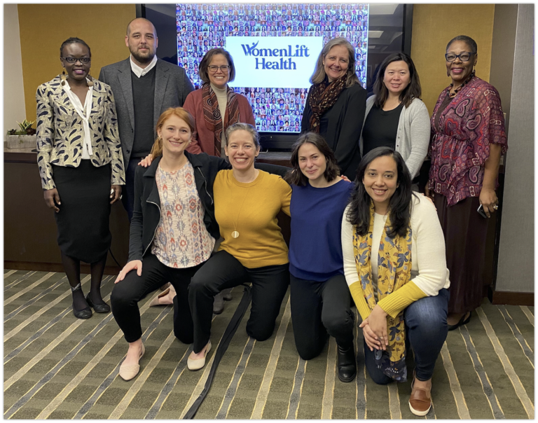 The FFW and WomenLift Health team