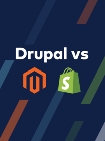 Teaser for Drupal Magento Shopify ebook