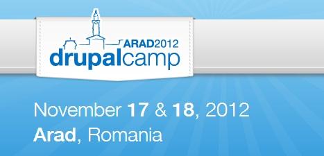DrupalCamp Arad 2012